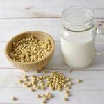 Boire du lait de soja pour perdre du poids