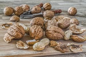 Une poignée de noix pour maigrir
